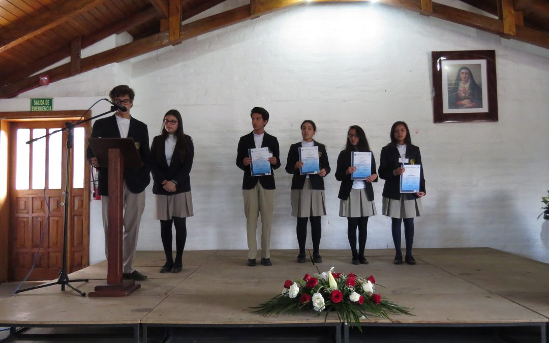 Speech Contest en 1° BGU