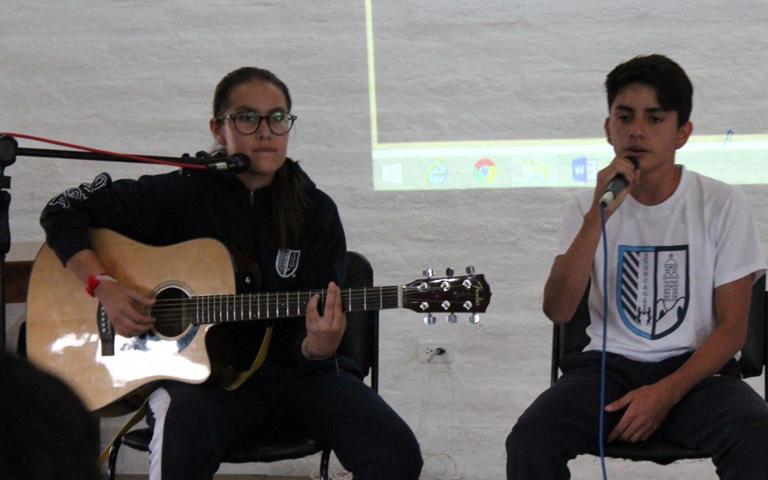 Gonzagas demuestran su talento musical