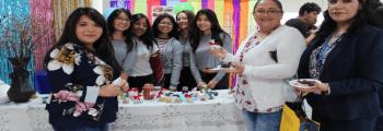 Feria de emprendimiento social