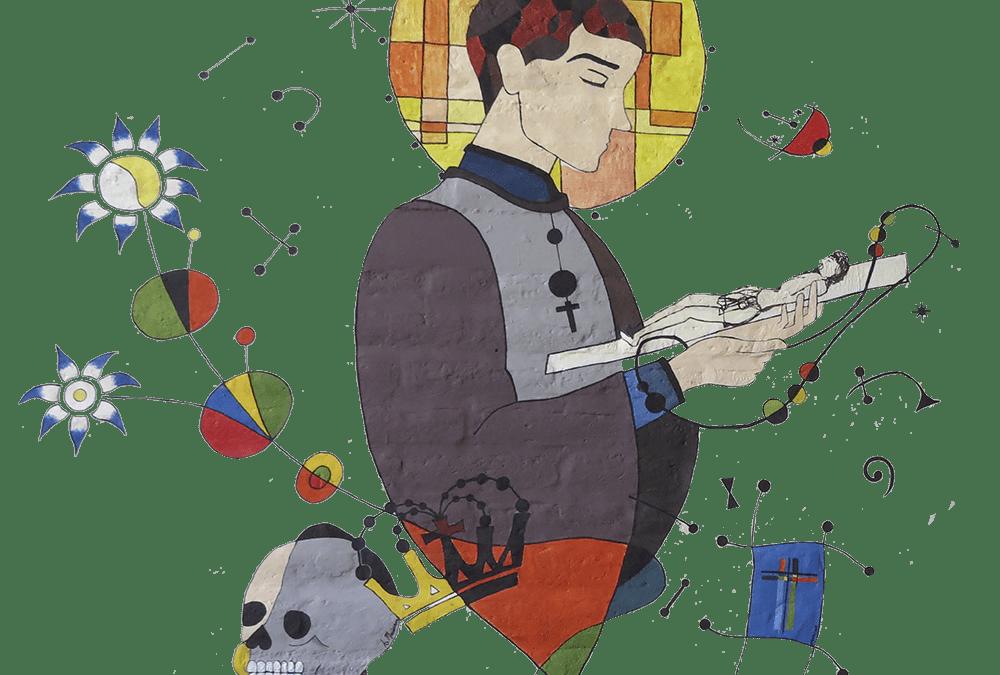 Los murales de Luis