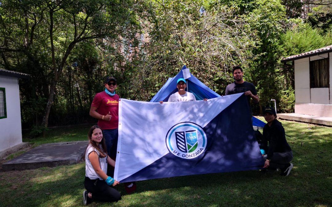 CEL – Gonzaga en XII Campamento Nacional RUEI